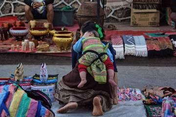 Luang Prabang – mercato notturno