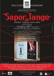 Sapor di tango – 25 marzo, Firenze