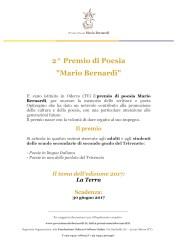 Premio Mario Bernardi 2017