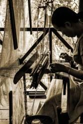 Laos, passione per il tessile