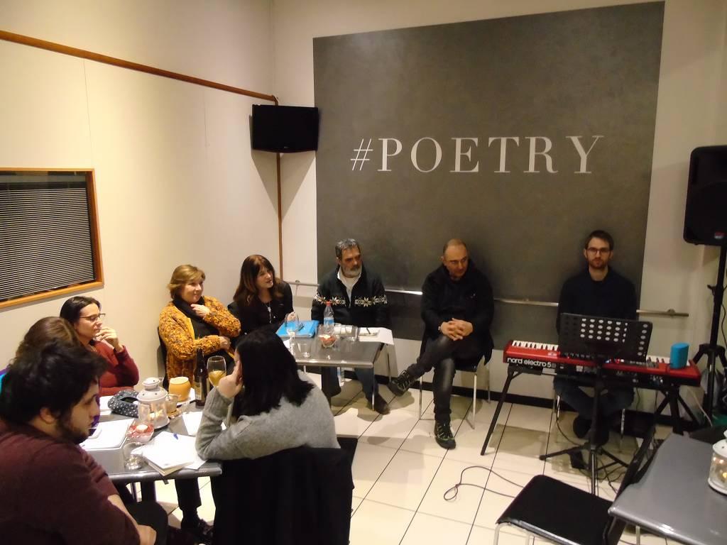 Presentazione dell'Antologia di Laboratori Poesia 15