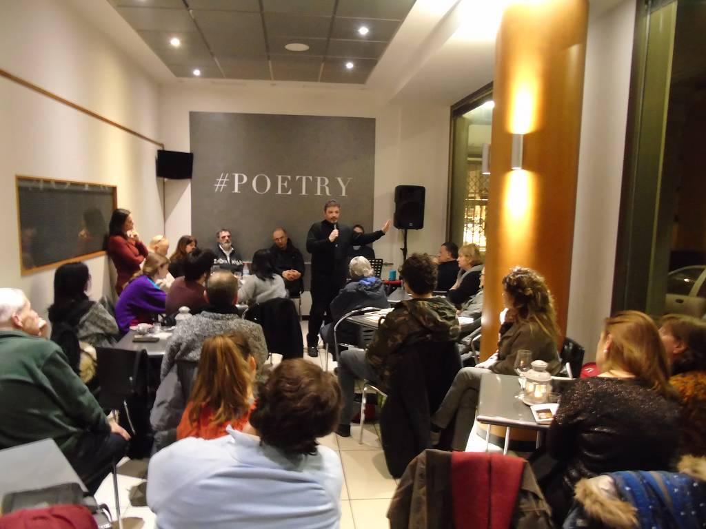 Presentazione dell'Antologia di Laboratori Poesia 4