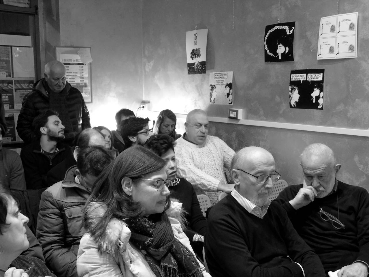 LA LEZIONE UMANA E POETICA DI CLARIBEL ALEGRÍA - 25 gennaio, Milano 20