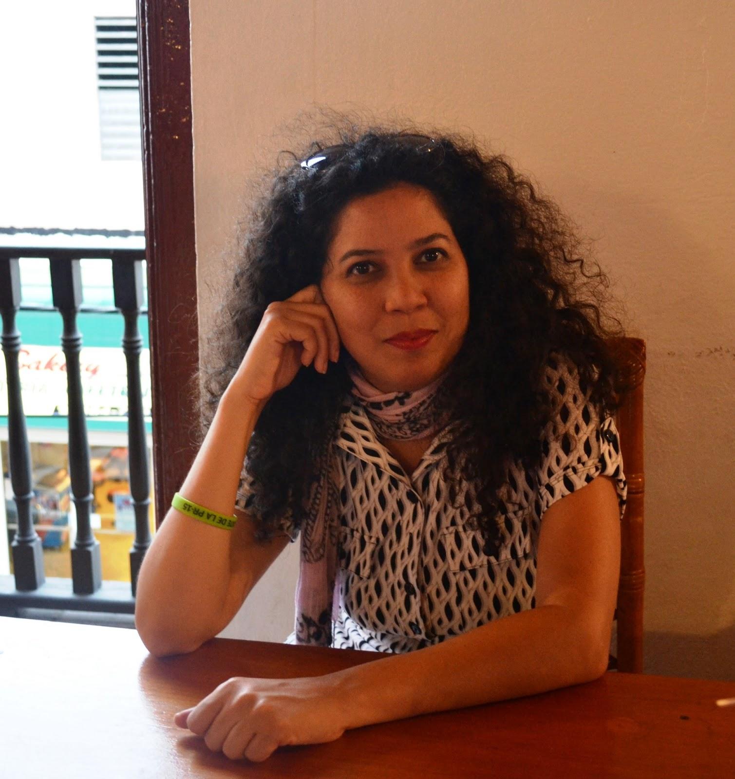 Lucy Cristina Chau (Panamá, 1971) - ita/espa