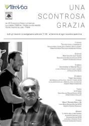 Una Scontrosa Grazia 2020 – il nuovo calendario