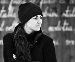 Voglio così come il sorbo tra i larici e gli abeti coprirmi di infinita neve - Roberta Dapunt