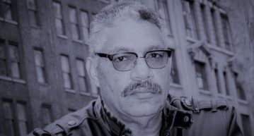 René Rodríguez Soriano (República Dominica, 22.09.1950 – EUA, 31.03.2020)