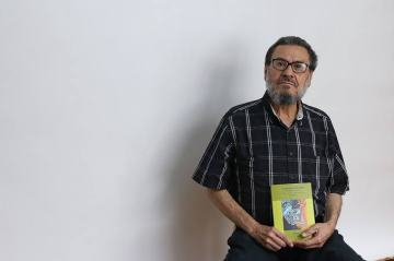 José Vicente Anaya (Mexico 1974 – 2020) – ita/espa