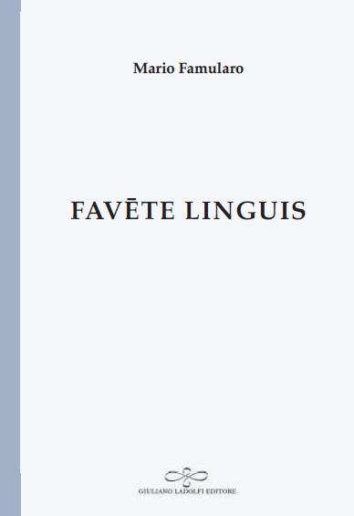 Favēte linguis - Mario Famularo