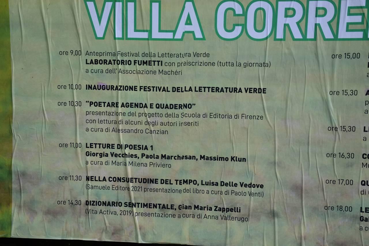 Festival della Letteratura Verde 2021 14