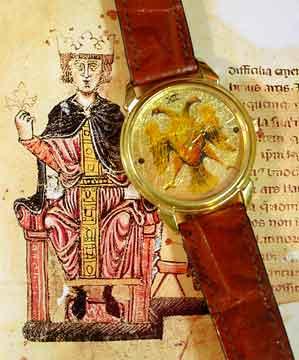 LABORATORIUM Valentano Orologi Artistici da polso con