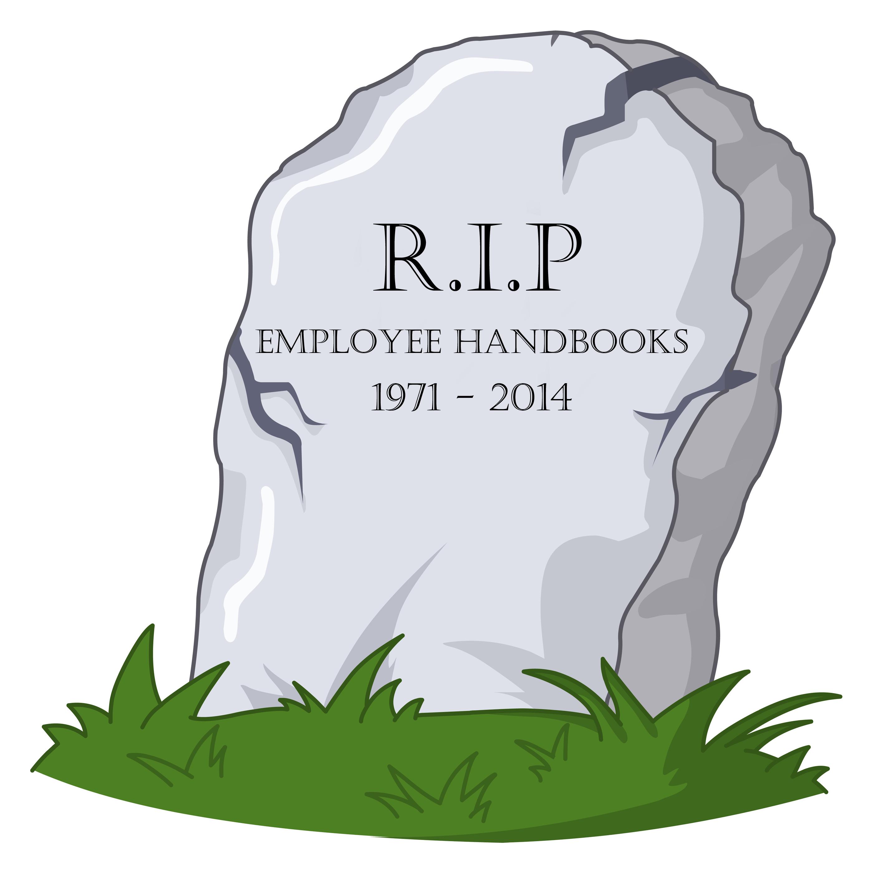 Employee Handbooks R I P
