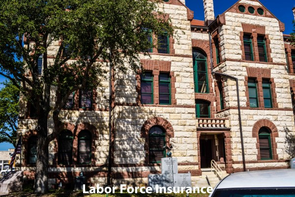 Glad to see you today - Labor Force Insurance