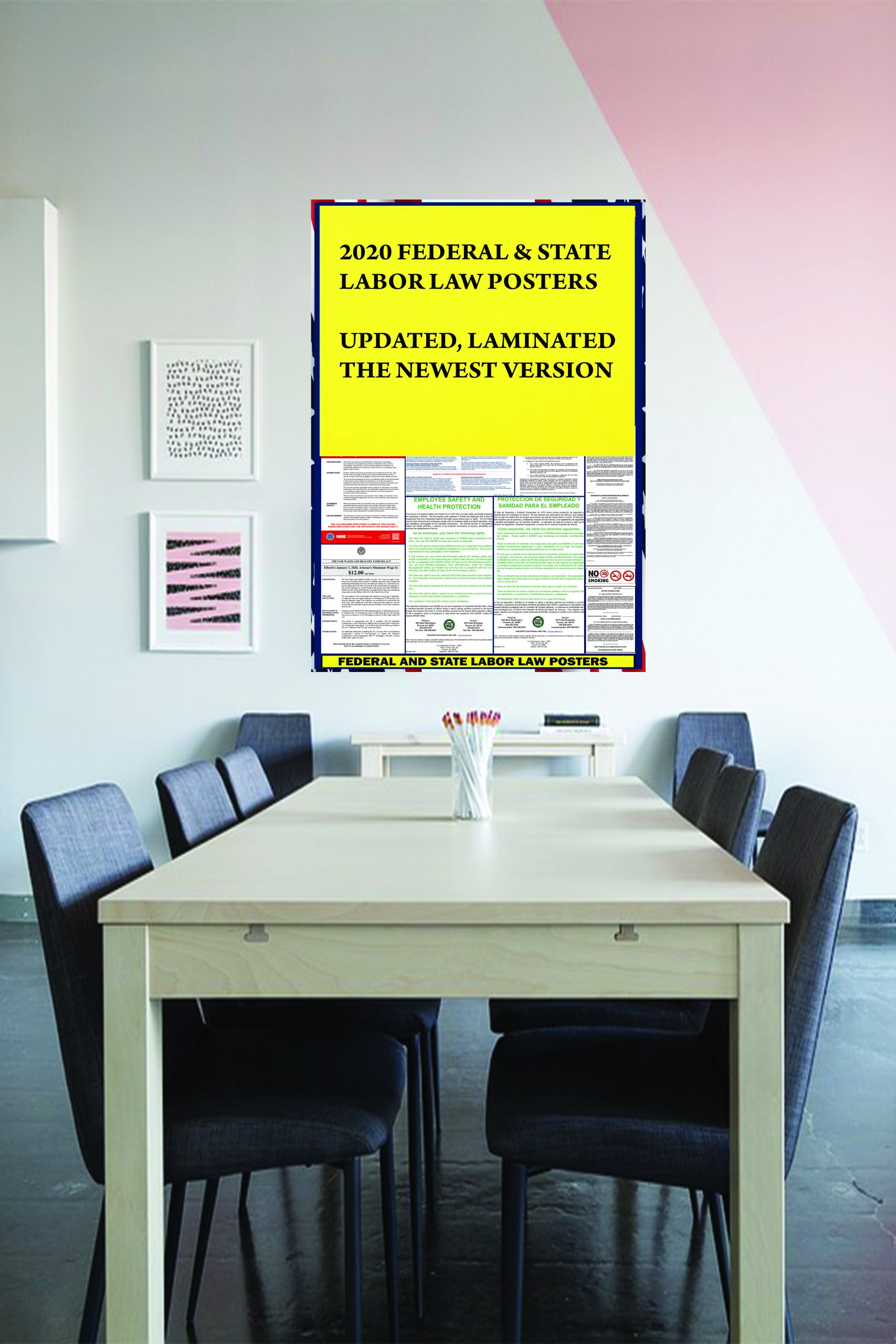 2021 alabama state and federal labor law poster al