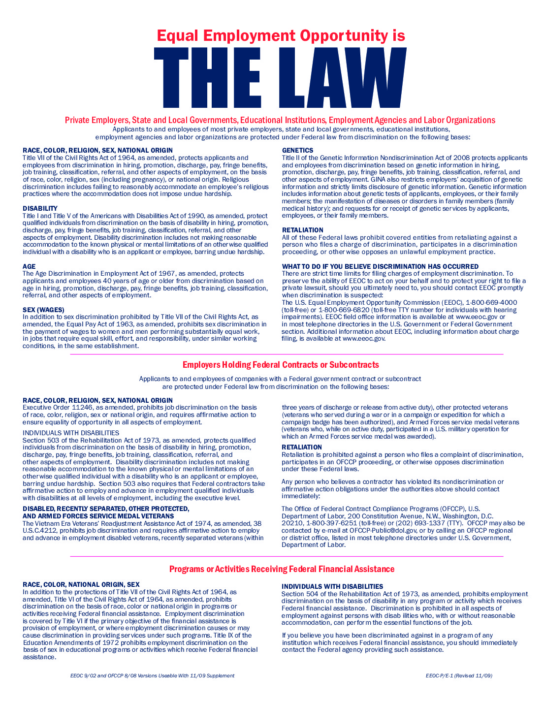 idaho required posters labor law poster