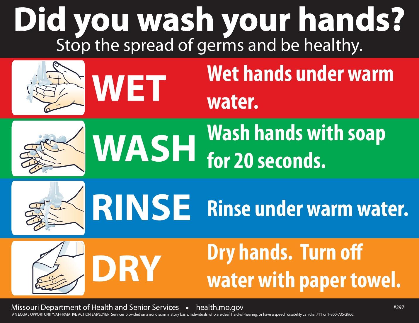 mo handwashing poster labor law poster
