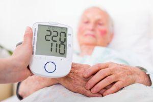 Bluthochdruck- Wann ist Blutdruck ist zu hoch?