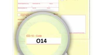 ICD-10 Diagnoseschlüssel O14