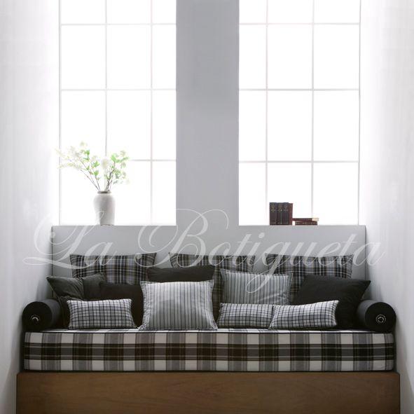 Estores y cortinas para habitaciones juveniles modernas y
