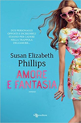 Amore e Fantasia Book Cover