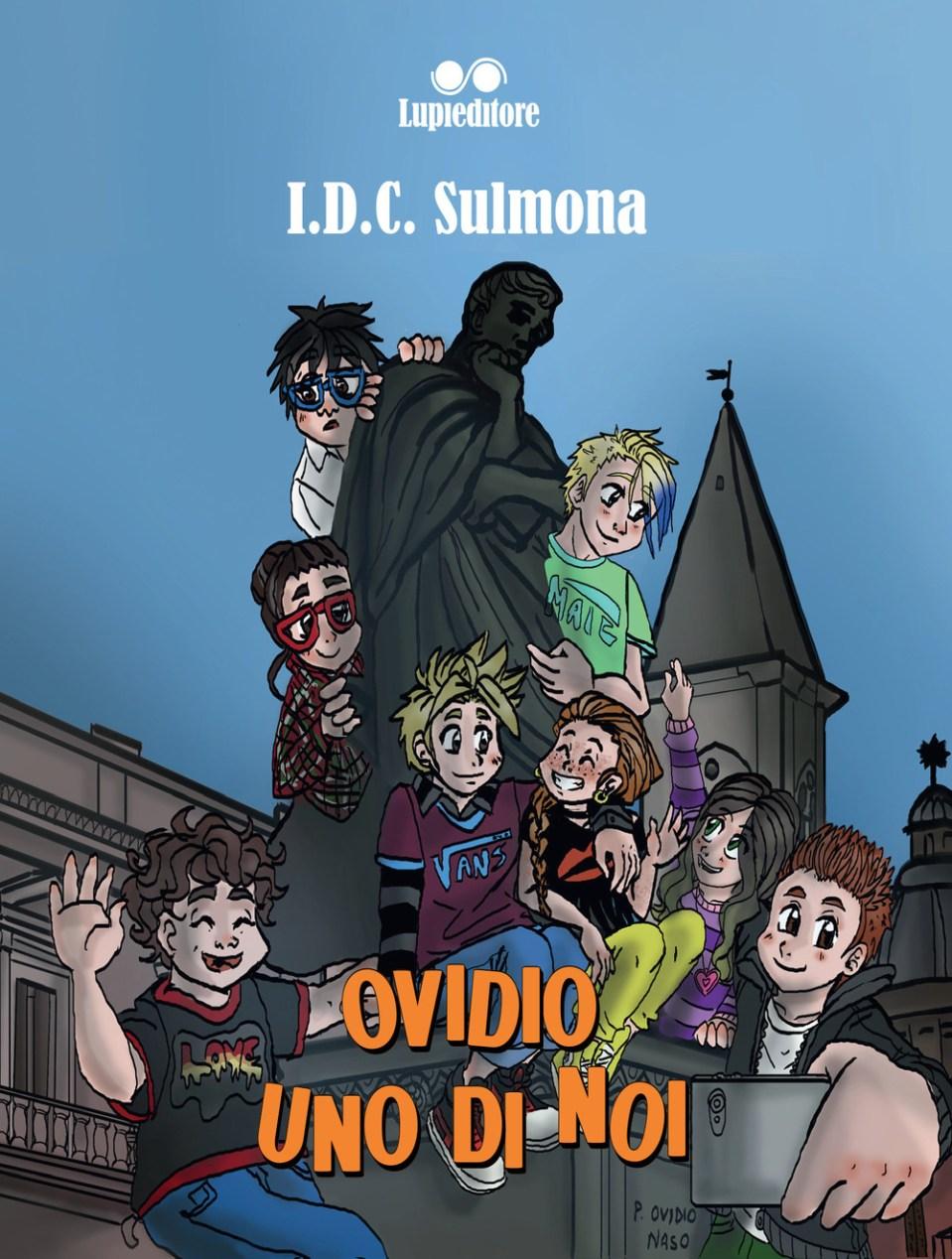 Ovidio uno di noi Book Cover
