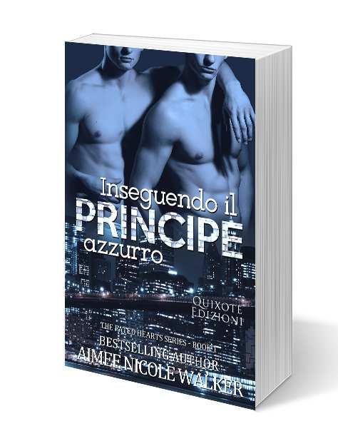 Inseguendo il principe azzurro Book Cover