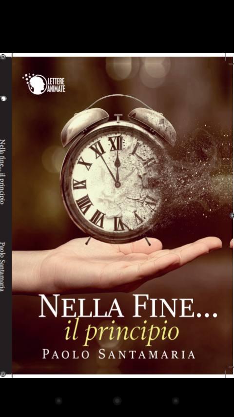 Nella fine... il principio Book Cover