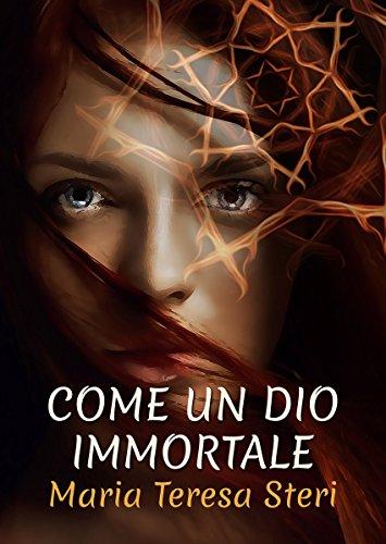 Come un Dio Immortale Book Cover