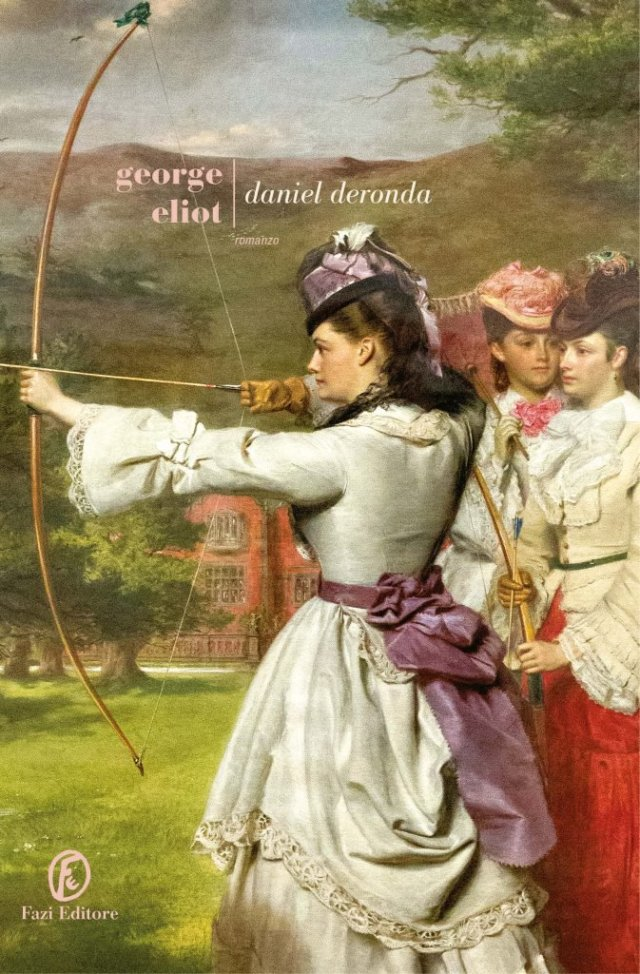 Daniel Deronda Book Cover