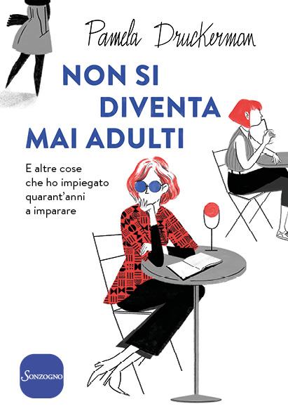 Non si diventa mai adulti Book Cover