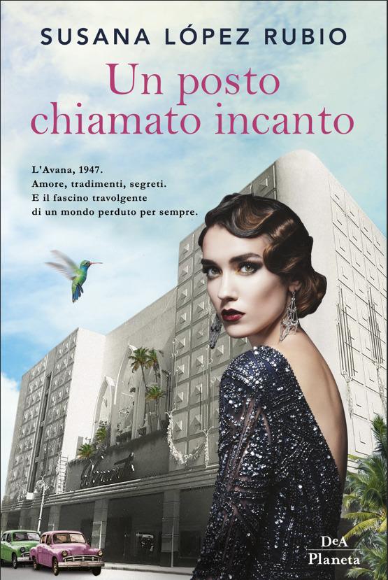 Un posto chiamato incanto Book Cover