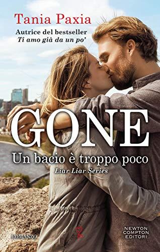 Gone. Un bacio è troppo poco Book Cover