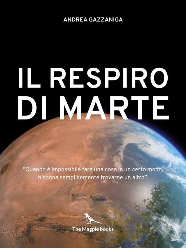 Il Respiro Di Marte Book Cover