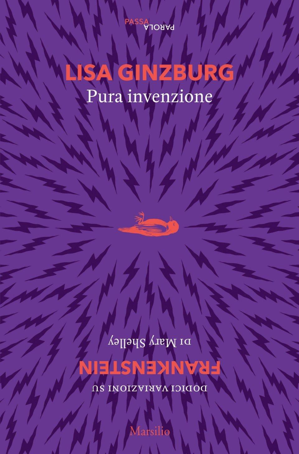 Pura invenzione. 12 variazioni su Frankenstein di Mary Shelley Book Cover