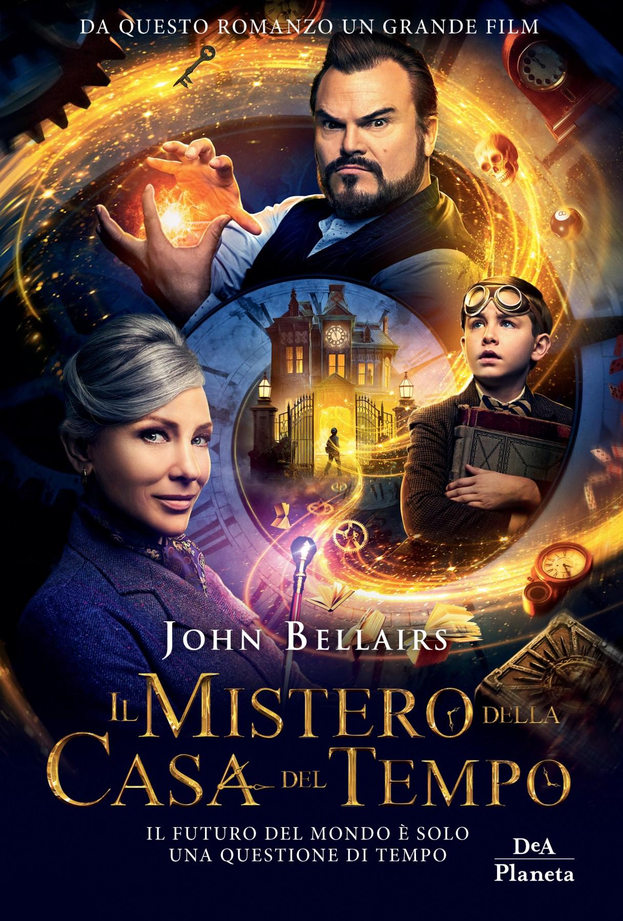 Il mistero della casa del tempo Book Cover