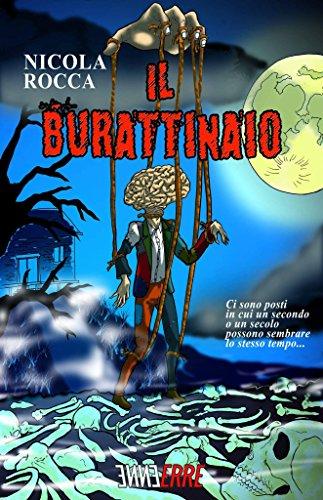 Il burattinaio Book Cover