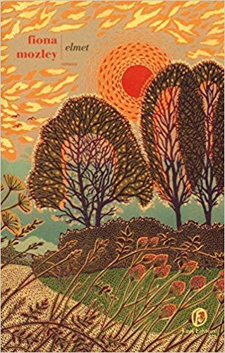 Elmet Book Cover