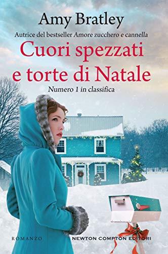 CUORI SPEZZATI E TORTE DI NATALE Book Cover