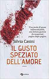 IL GUSTO SPEZIATO DELL'AMORE Book Cover