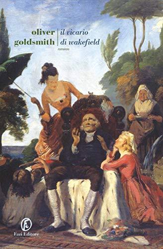 IL VICARIO DI WAKEFIELD Book Cover