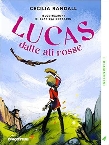 LUCAS DALLE ALI ROSSE Book Cover