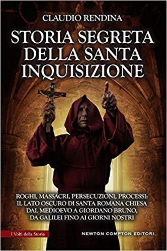 STORIA SEGRETA DELLA SANTA INQUISIZIONE Book Cover