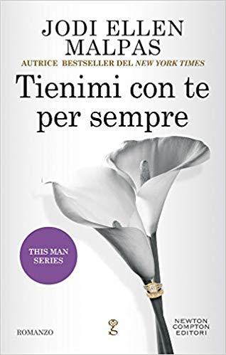 TIENIMI CON TE PER SEMPRE Book Cover