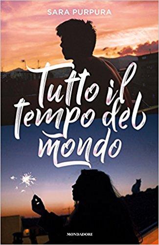 TUTTO IL TEMPO DEL MONDO Book Cover