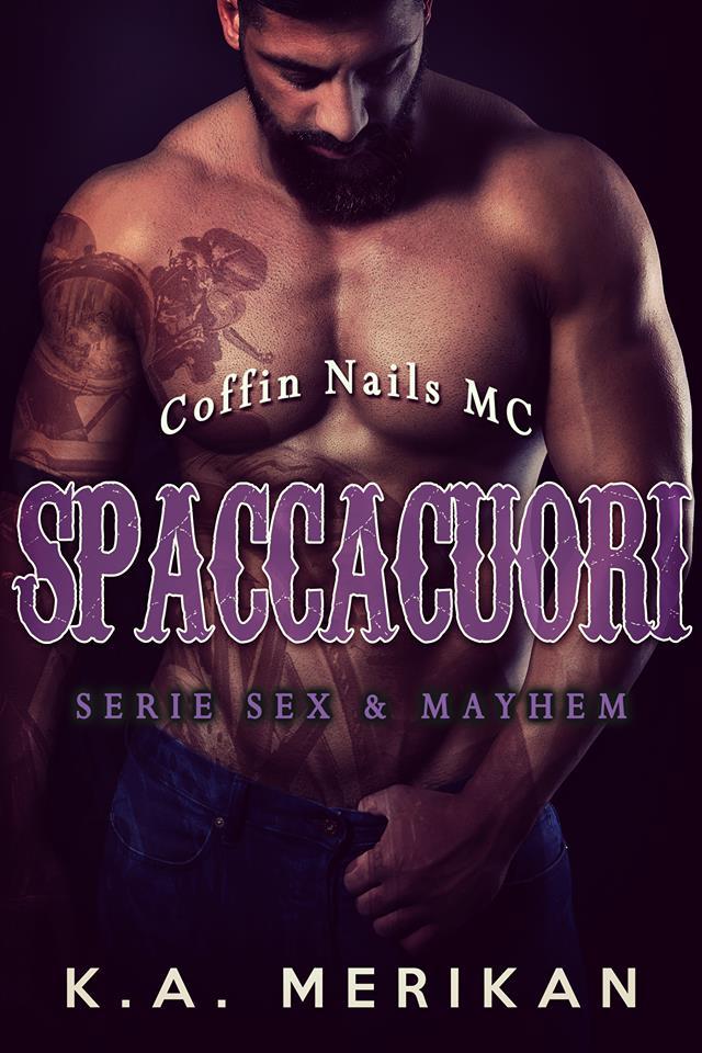 SPACCACUORI Book Cover