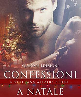 CONFESSIONI A NATALE Book Cover