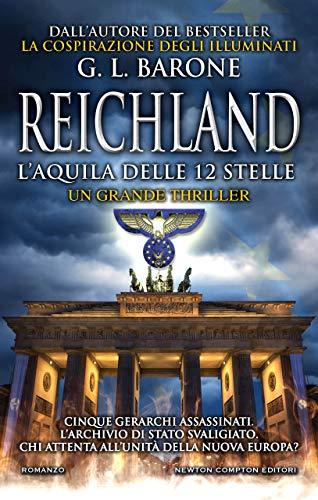 REICHLAND. L'AQUILA DELLE DODICI STELLE Book Cover