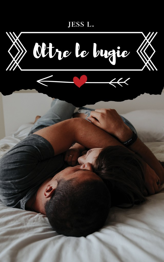 OLTRE LE BUGIE Book Cover