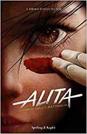 ALITA. ANGELO DELLA BATTAGLIA Book Cover