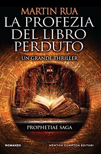La profezia del libro perduto Book Cover